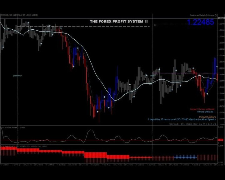 100 pips daily scalper forex indicator